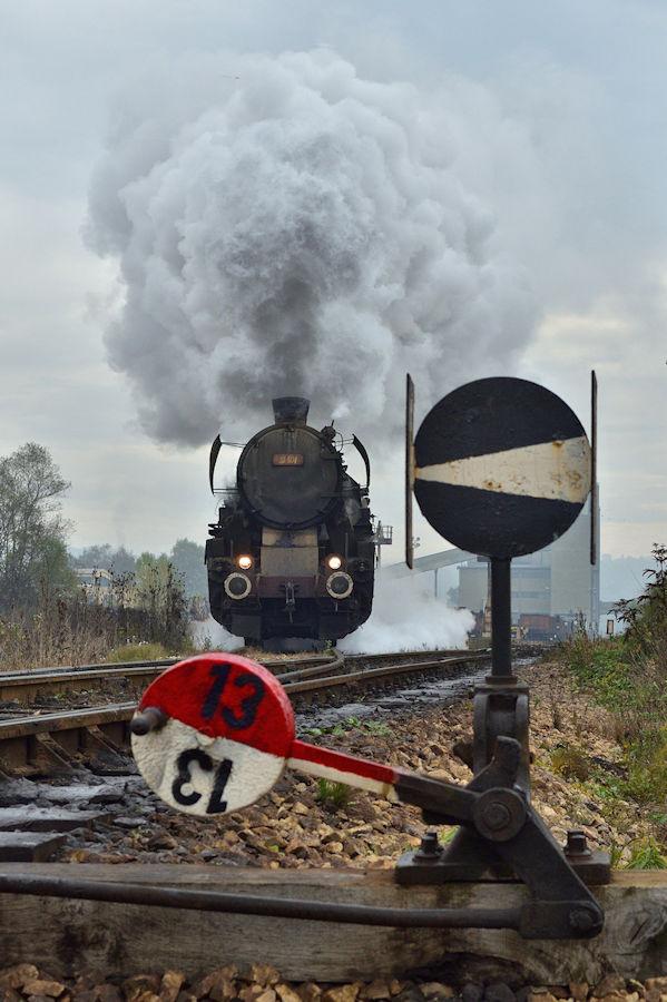 Bosinen Dampflok Baureihe 33 52 Kriegslok Tanago
