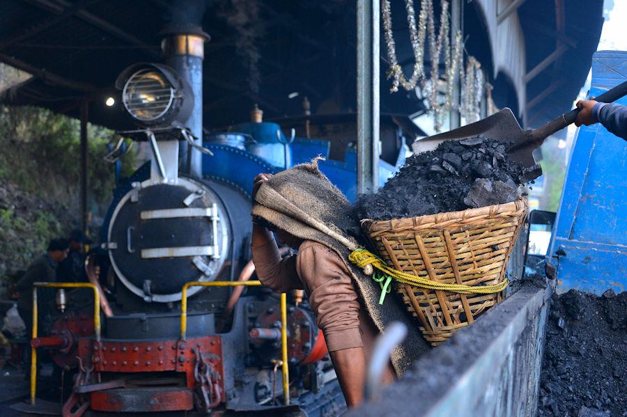 Tanago Darjeeling Himalayan Railway Güterzug DHR