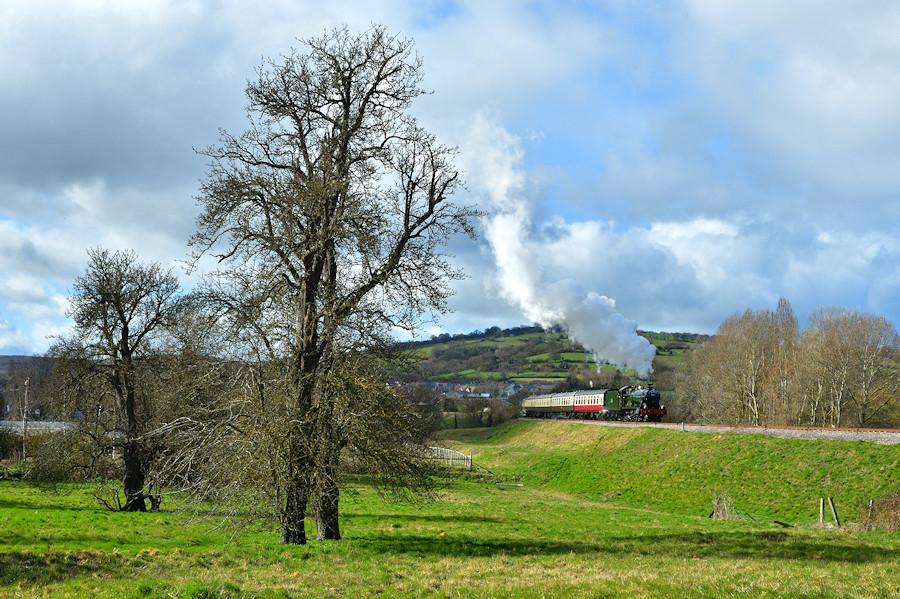 England Dampf Sonderfahrten Tanago