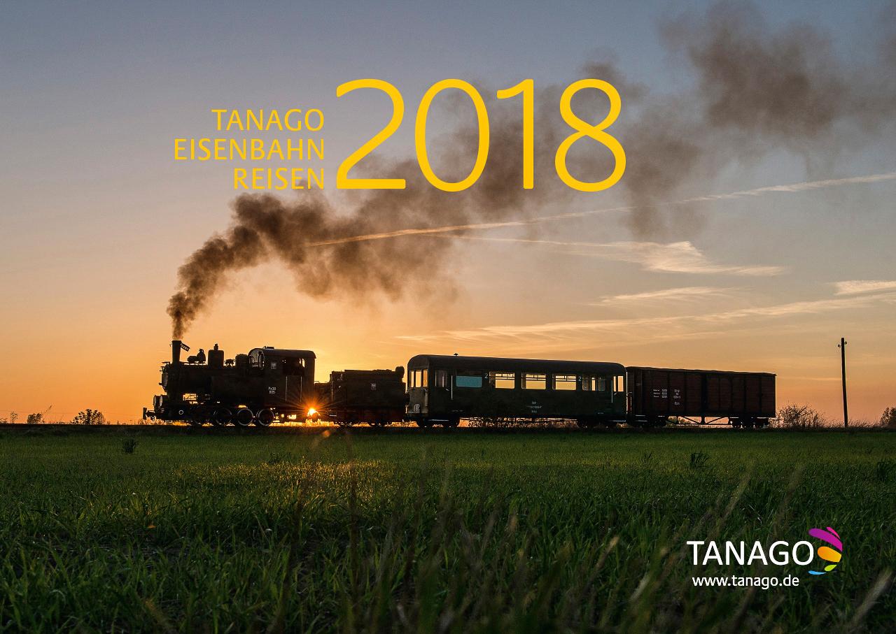 Tanago Eisenbahnreisen Erlebnisreisen