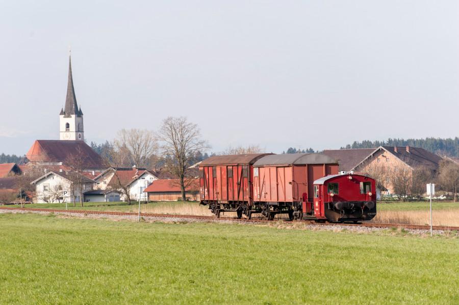 Endorf Obing Tanago Eisenbahnreisen