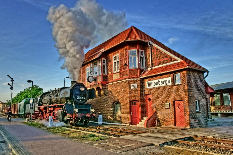 Wittenberge Tanago Eisenbahnreisen