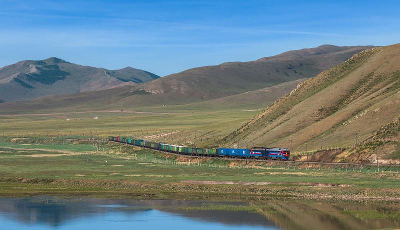 Tanago Eisenbahnreisen