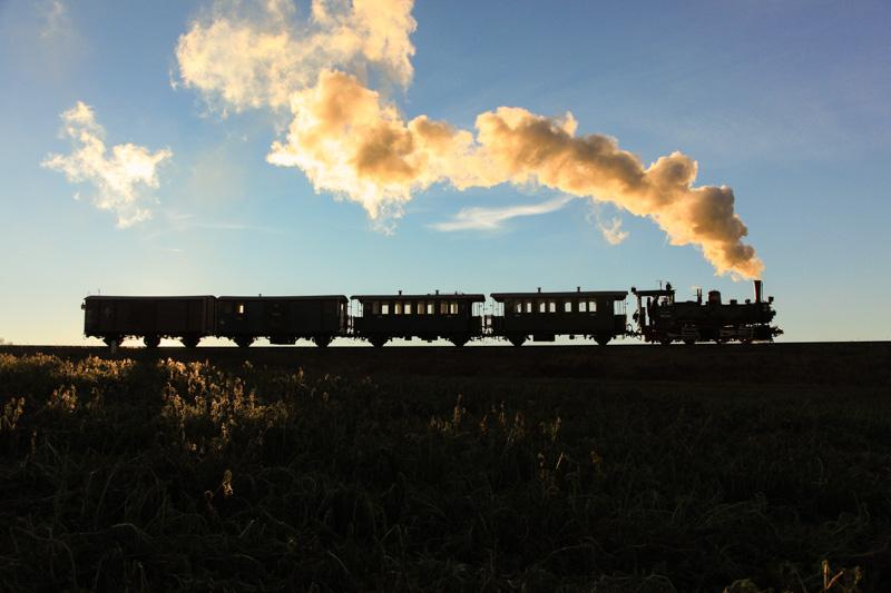 Öchsle Tanago Eisenbahnreisen