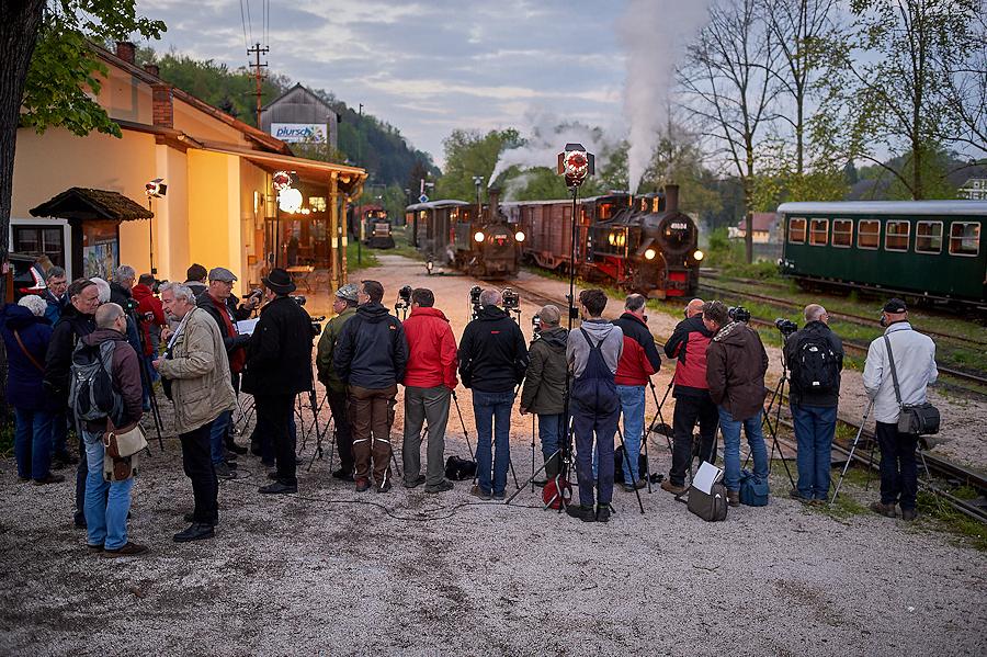 Steyrtal April 2017 Tanago Eisenbahnreisen