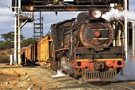 Titelbild Bildergalerien Afrikareisen - Tanago Eisenbahnreisen und Fotoreisen