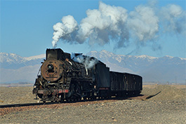 China Winterdampf 2019 Tanago Eisenbahnreisen / Railfan Tours