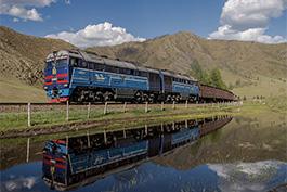 Mongolia, May 2019, Tanago Railfan Tours/Eisenbahnreisen Erlebnisreisen