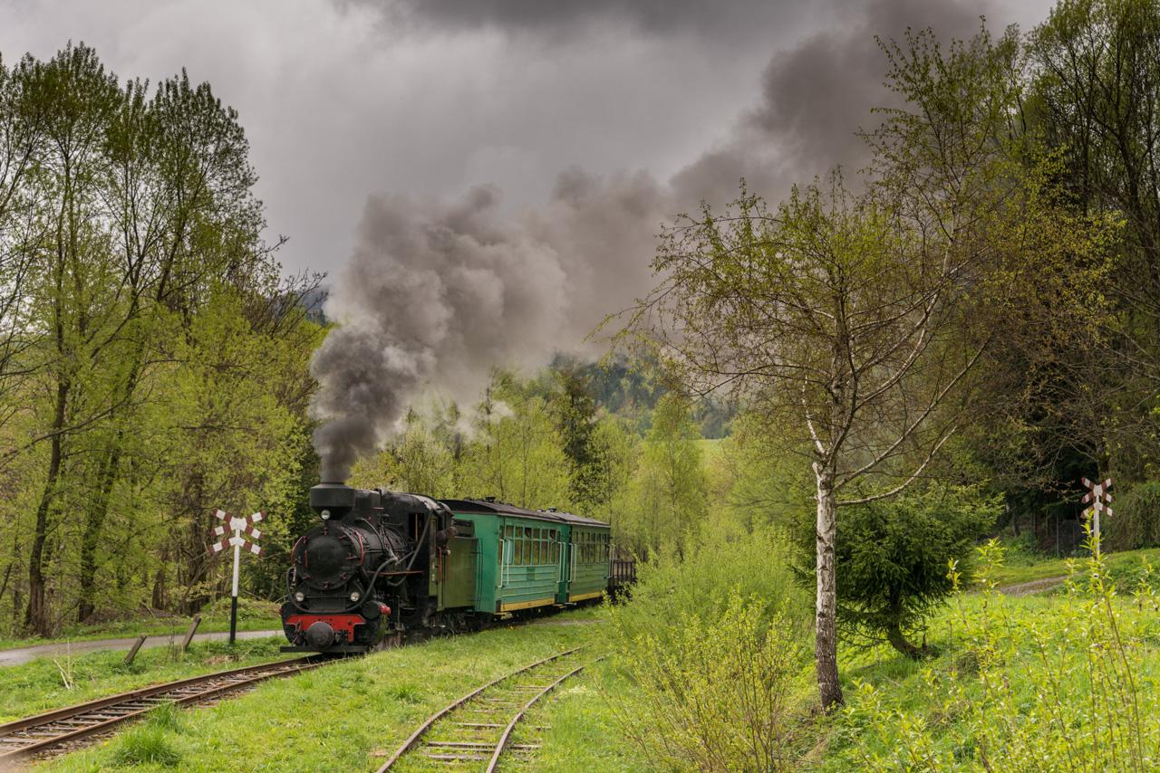 Tanago Polen Cisna Kp4 Schmalspur Eisenbahnreisen