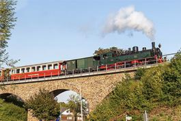 Deutschland: Brohtalbahn, September 2020, Tanago Railfan Tours / Eisenbahnreisen Erlebnisreisen