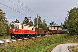 Österreich: Mariazellerbahn, Oktober 2020, Tanago Railfan Tours / Eisenbahnreisen Erlebnisreisen