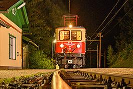 Austria: Ybbstalbahn, October 2019, Tanago Railfan Tours/Eisenbahnreisen Erlebnisreisen