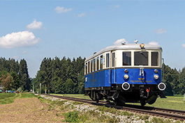 Deutschland: Tegernsee, August 2020, Tanago Railfan Tours / Eisenbahnreisen Erlebnisreisen