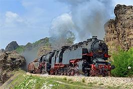 Bulgarien Tanago Railfan Tours / Eisenbahnreisen Erlebnisreisen