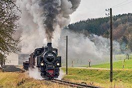 Austria: Steyr Valley, January 2020, Tanago Railfan Tours/Eisenbahnreisen Erlebnisreisen