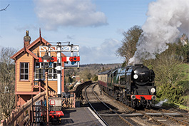 Great Britain, März 2019, Tanago Railfan Tours / Eisenbahnreisen Erlebnisreisen