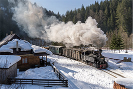 Romania 02/2019 Tanago Railfan Tours / Eisenbahnreisen Erlebnisreisen