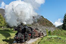Slowenien 10 2018 Tanago Eisenbahnreisen / Railfan Tours