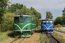 Czech Republic: JHMD and Bechynka, 2018 Tanago Railfan Tours / Eisenbahnreisen Erlebnisreisen