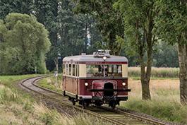 Country Rail cars WKB MEM Fotofahrt 2017-07