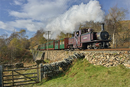 Wales WHR FR Tanago Eisenbahnreisen Erlebnisreisen