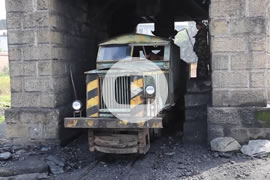 Link zum Video »China Steam 2012 - Part 1 of 4 - Narrow Gauge in Chongqing« auf YouTube