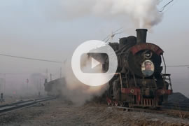 Link zum Video »China Steam 2013 - Part 2 - Around Fuxin Colliery« auf YouTube