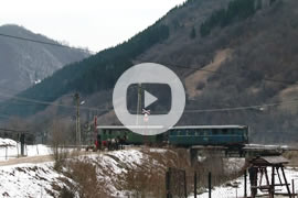 Link zum Video »Winter Steam in the Vaser Valley - Part 3 - Railcar« auf YouTube