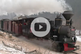 Link zum Video »Winter Steam in the Vaser Valley - Part 4 - Mariu?a« auf YouTube