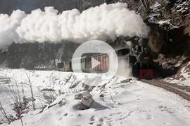 Link zum Video »Winterdampf im Wassertal« auf YouTube