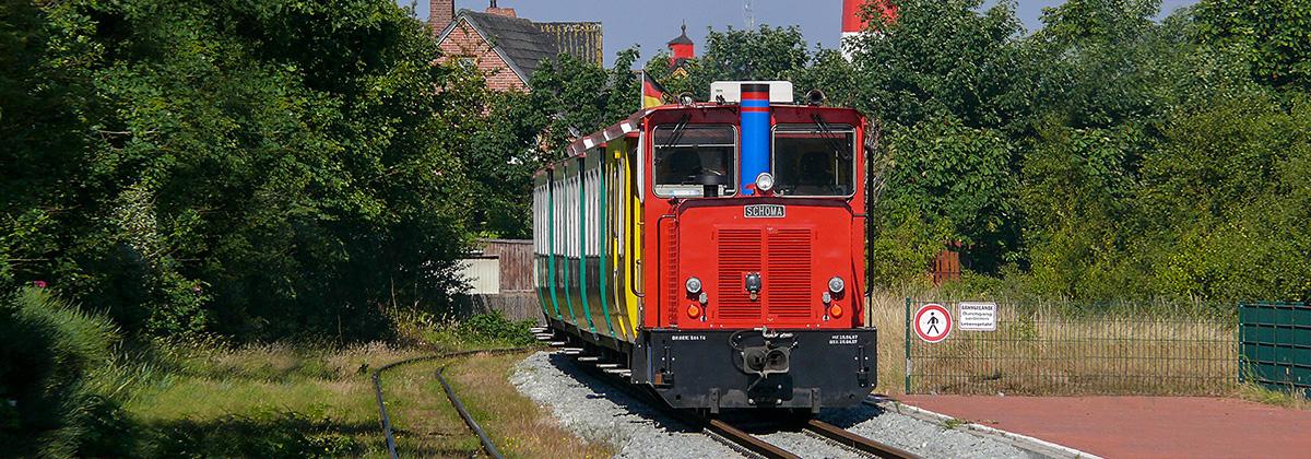 Tanago Tschechien Schluckenauer Zipfel Eisenbahnreisen