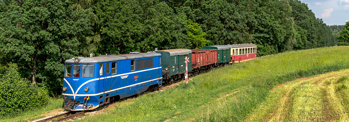 Czechia Diesel power Tanago railfan tours