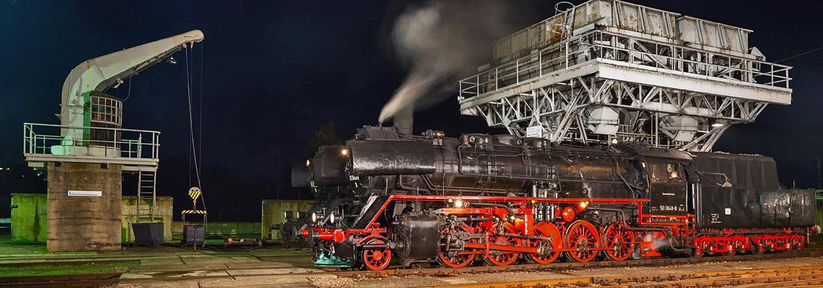 Öchsle steam locomotive Tanago Railfan Tours