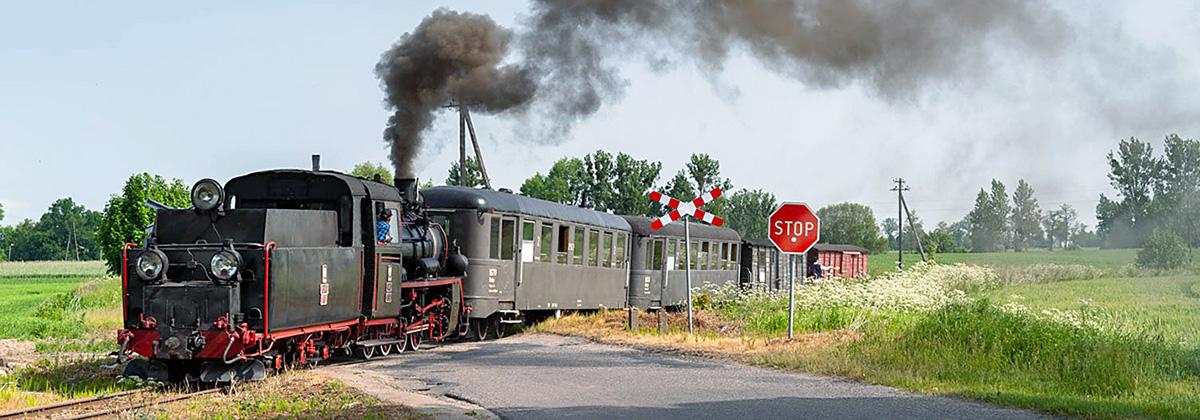 Polen Znin Px38 Tanago Eisenbahnreisen Erlebnisreisen