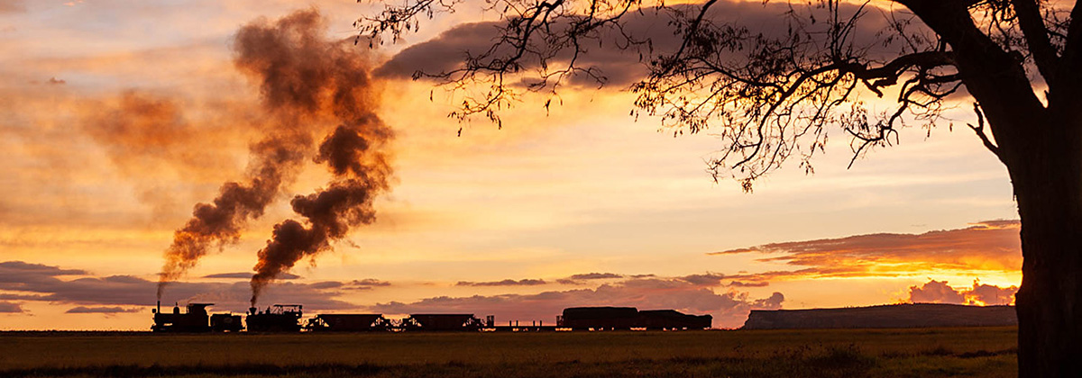 Sandstone Schmalspur Südafrika Tanago Eisenbahnreisen Erlebnisreisen
