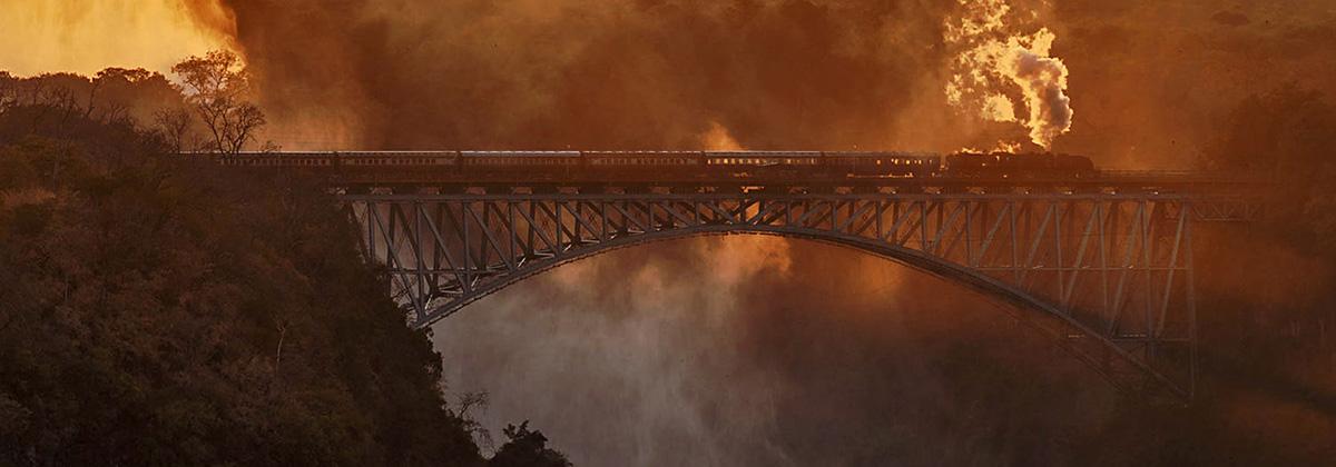 Zimbabwe Garratt 15A NRZ Tanago Eisenbahnreisen Erlebnisreisen