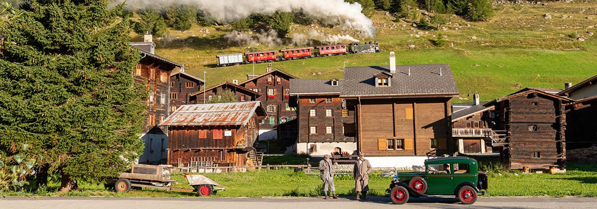 Tanago steam photo charter railfan tours Steyr valley Austria