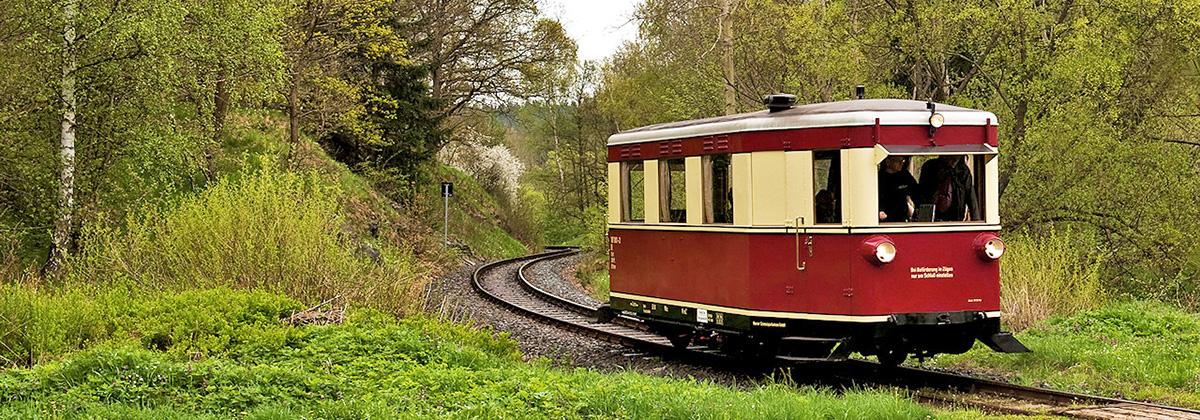 Harz HSB Brocken Dampflok Tanago Eisenbahnriesen Erlebnisreisen