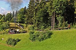 Österreich: Achenseebahn, Tanago Eisenbahnreisen