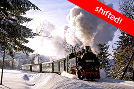 Germany: Selketal – Winter steam, Tanago Railfan tours photo charter