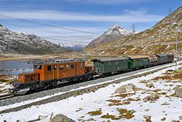 Schweiz: Krokodilsommer, Tanago Eisenbahnreisen Erlebnisreisen