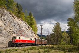 Österreich: Mariazellerbahn– Bergstrecke spezial, Tanago Eisenbahnreisen Erlebnisreisen