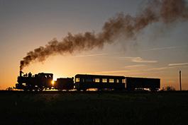 Steam in Poland, Pretour to Europe 2021, railcar Tanago Railfan tours photo charter