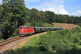 Österreich: Dieselpower am Reblaus Express, Tanago Eisenbahnreisen Erlebnisreisen