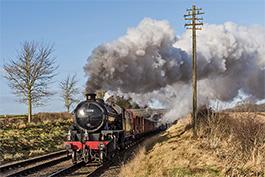 Steam in Great Britain 3, März 2021, Tanago Eisenbahnreisen Erlebnisreisen