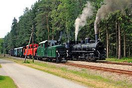 Tschechien: Auf schmaler Spur durch Böhmisch Kanada, Tanago Eisenbahnreisen Erlebnisreisen