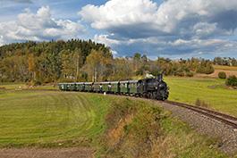 Österreich: Waldviertler Schmalspurbahn, Tanago Eisenbahnreisen Erlebnisreisen