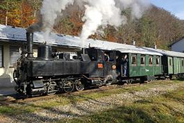Österreich: Ybbstalbahn –Steilstreckendampf über Trestleworkbrücken, Tanago Eisenbahnreisen Erlebnisreisen