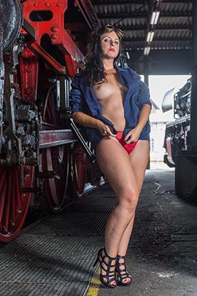 Modell Anja